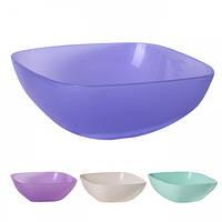 Тарелка Алеана глубокая 15 х 15 х 5.5 см