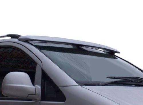Козырек на лобовое стекло (под покраску) Mercedes Vito W639 2004-2015 гг. / Спойлера Мерседес Бенц Вито W639
