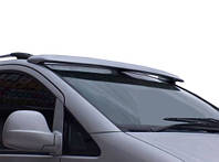 Козырек на лобовое стекло (под покраску) Mercedes Vito W639 2004-2015 гг. / Спойлера Мерседес Бенц Вито W639, фото 1
