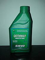 Масло моторное Оптимал Синтетик 5W40 1л