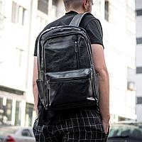 Рюкзак мужской кожаный mod.KEEPER портфель