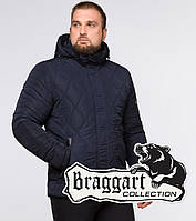 Braggart Dress Code 19121   Чоловіча зимова куртка синя, фото 1