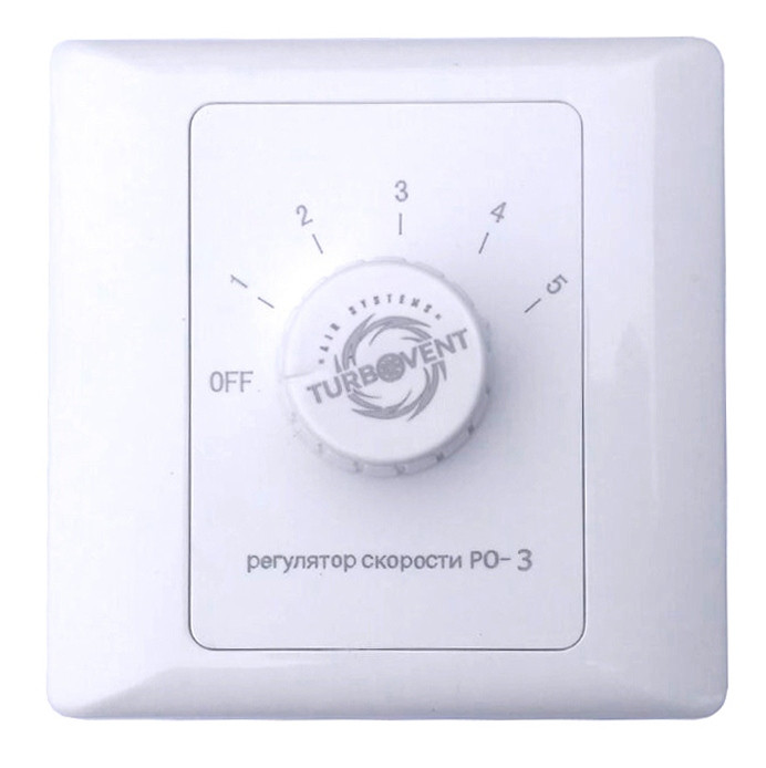 Регулятор обертів вентилятора РО-3