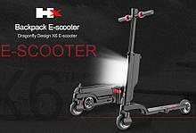 Немецкий Электро-самокат E-Scooter Hx-X6