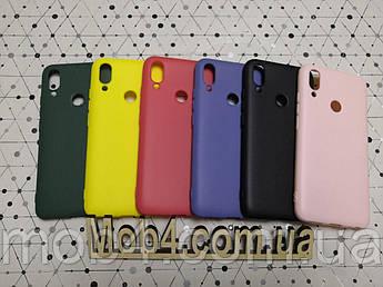 Силиконовый чехол Кенди для Meizu (Мейзу) Note 9