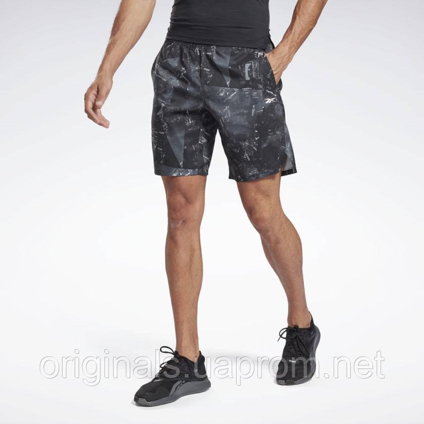 Спортивные шорты Reebok Epic Lightweight Shorts GJ6385 2021