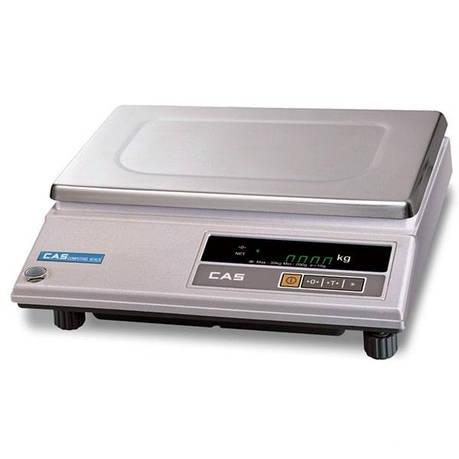 Весы фасовочные CAS AD-5 (5кг), фото 2