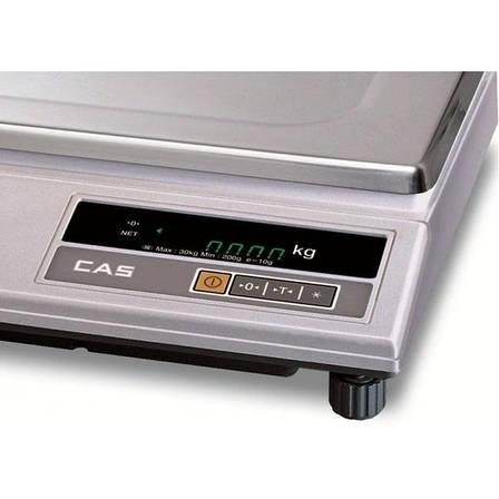 Ваги фасувальні CAS AD-10 (10 кг), фото 2
