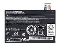 Оригинальная аккумуляторная батарея для планшета Acer BAT-714 Iconia Tab A110 3.7V Black 3420mAh 12.65Wh