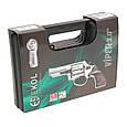 Револьвер под патрон  Флобера EKOL Viper 3 (Black/Pocket)  Z20.5.004, фото 5