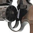 Револьвер под патрон  Флобера EKOL Viper 3 (Black/Pocket)  Z20.5.004, фото 8