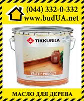 Валтти масло для дерева, ЕС, 0,9 л