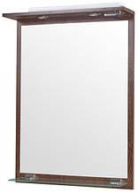 Зеркало с подстветкой Аква Родос Виктория 60, 605х160х850 мм