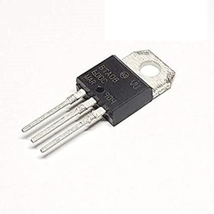 Симистор  BTA08-600C 600V 8A ТО-220