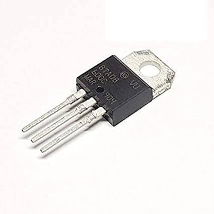 Симистор  BTA08-600C 600V 8A ТО-220, фото 2