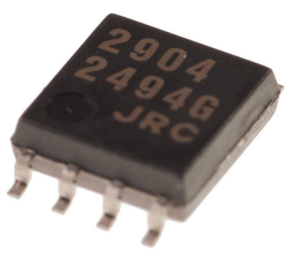 Микросхема NJM2904 NJM2904M 2904 SOP8 в ленте, фото 2