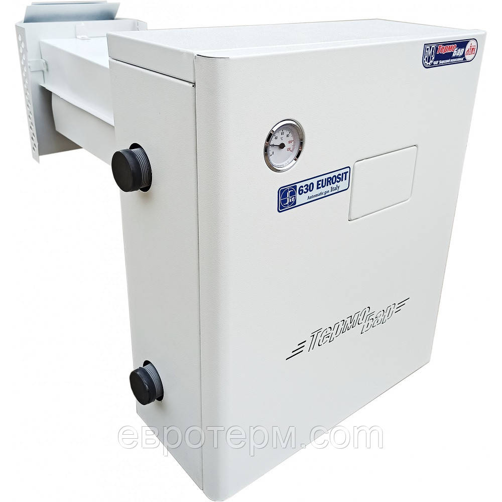 Газовый котел ТермоБар КСГВС-16 DS Двухконтурный Парапетный, Автоматика SIT-Италия