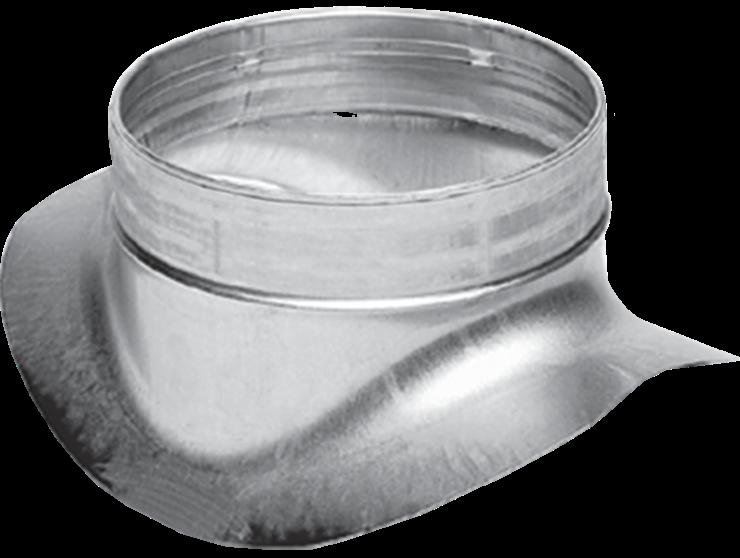Врізання для вентиляційних каналів 250/224