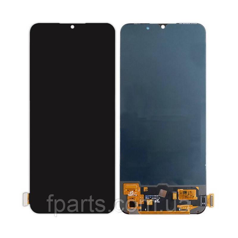 Дисплей для Oppo Reno 3 (CPH2043), Oppo A91 (CPH2021) с тачскрином, Black (OLED)