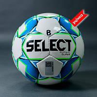 Мяч футзальный B-GR SELECT Futsal Super (Уценка)