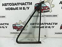 Стекло (форточка) двери передней правой VW T2, T3 (1979-1992) ОЕ: 251845252, фото 1