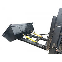 Ківш для вилочного навантажувача КВН-0,5 Володар, фото 1