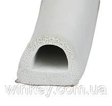 Уплотнитель самоклеющийся Stomil Sanok SD-1 9х7.5 белый 100м