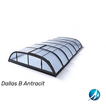 Павільйон для басейну Dallas У 5,2x8,6x1,0м - Rosa