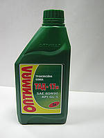 Моторное масло Оптимал ТАД-17и 1л