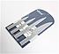 Набор ножей Benson BN-976 из нержавеющей стали (4 пр)   кухонный нож Бенсон   ножи Бэнсон, фото 3