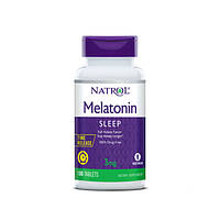 Мелатонін (Melatonin) 3 мг T/R ТМ Natrol / Натрол 100 таблеток