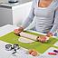 Силиконовый коврик для выпечки Benson BN-022 (64*45 см) | коврик кондитерский Бенсон | коврик для теста Бэнсон, фото 8