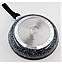 Сковорода с антипригарным гранитным покрытием Benson BN-513 (28*6см), индукция, бакелитовая ручка   сковородка, фото 4