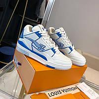 Мужские кроссовки Louis Vuitton LV Trainer