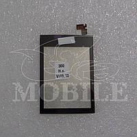 Сенсор Nokia 300 Asha black h.c.