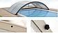 Павільйон для басейну Dallas Clear В 5,2x8,6x1,0м - Silver elox, фото 5