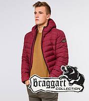 Braggart Aggressive 40962   Куртка зимняя утепленная бордовая