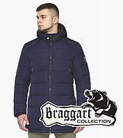 Braggart Aggressive 36470 | Куртка мужская зимняя темно-синяя, фото 1
