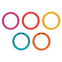 Игровой набор - кольцеброс: ЛОВЕЦ КОЛЕЦ (5 колец, стойка), BX1890Z