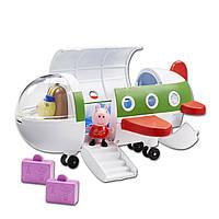 Игровой набор Peppa - САМОЛЕТ ПЕППЫ (самолет, фигурка Пеппы), 06227