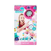 Игровой набор Pom Pom Wow! - МОДНИЦА (45 помпонов, 7 цветов), 48525-PPW, фото 1