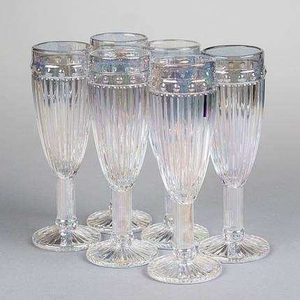 "Бокал для шампанского ""Бриллиант""(6шт.) (8428-064), фото 2"
