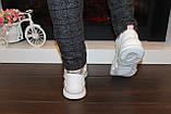 Кросівки білі жіночі Т1213, фото 3