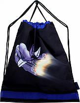 Рюкзак для хлопчика на 1-4 клас шкільний в комплекті пенал і сумка для взуття DeLune 9-130, фото 3