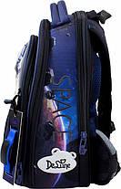 Рюкзак для хлопчика на 1-4 клас шкільний в комплекті пенал і сумка для взуття DeLune 9-130, фото 2
