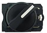 TB5-AD41 поворотна Кнопка 2-х поз. з самовозвр. Станд. ручка, фото 3