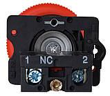 LAY5-ES542 Кнопка безпеки. Повернення поворотом, фото 2