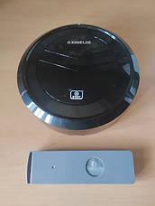 Робот пылесос Ximeijie Smart Robot 23 см умный пылесос, фото 3