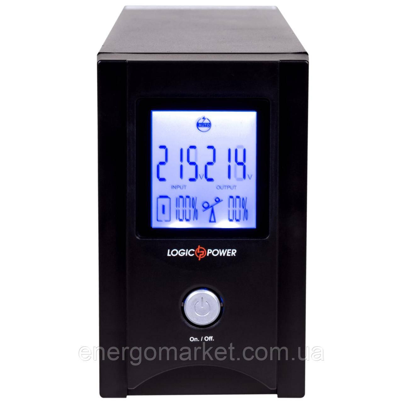 Линейно-интерактивный ИБП Logic Power LP L650VA (390Вт) LCD