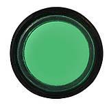 Сигнальна арматура AD22E-10DS зелена АС 220V, фото 2